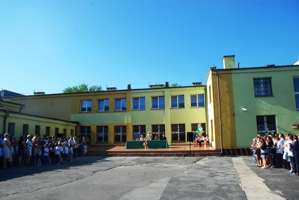 Uroczyste rozpoczęcie roku szkolnego 2016/2017