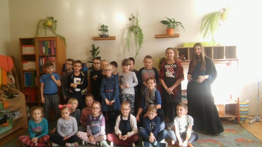 Andrzejki w naszej szkole