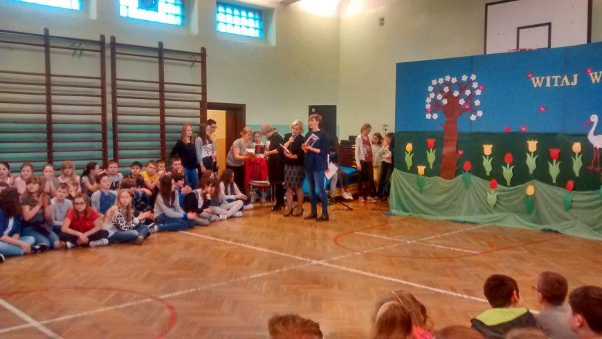 """Rozstrzygnięcie szkolnego konkursu """"Głowołamacze"""""""