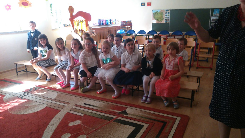 Dzień Dziecka w naszej szkole
