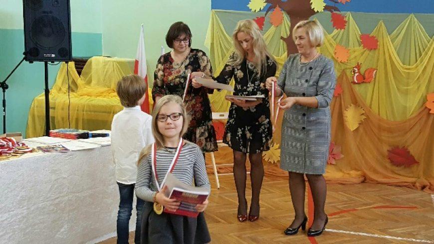 """Gminny Konkurs Recytatorski """"Pory roku w poezji – Jesień w poezji"""""""