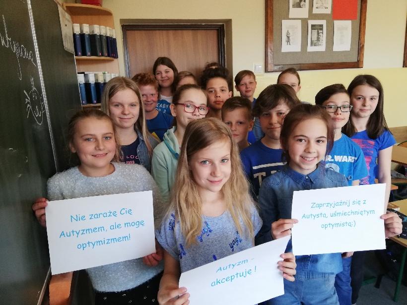 2 kwietnia – Światowy Dzień Świadomości Autyzmu