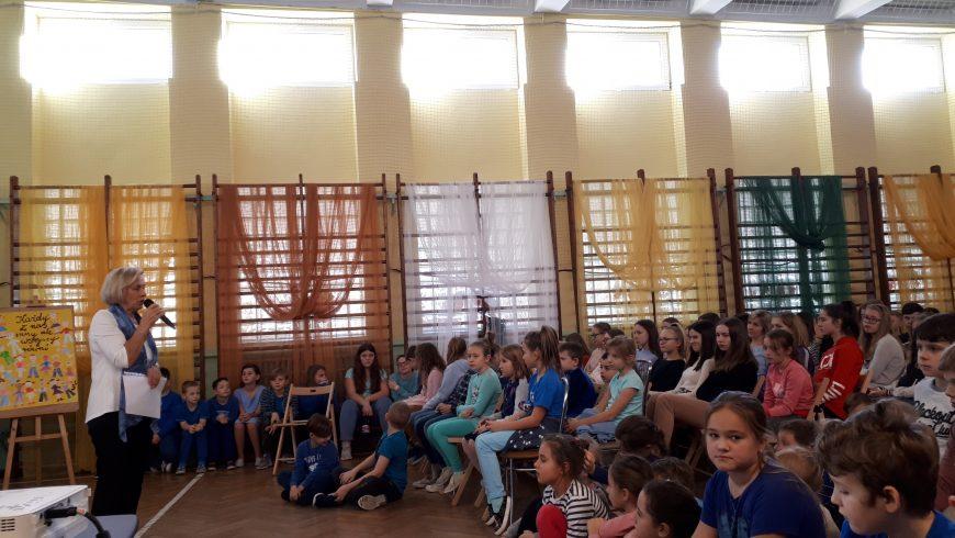 Spotkanie Integracyjno-Edukacyjne  w naszej szkole