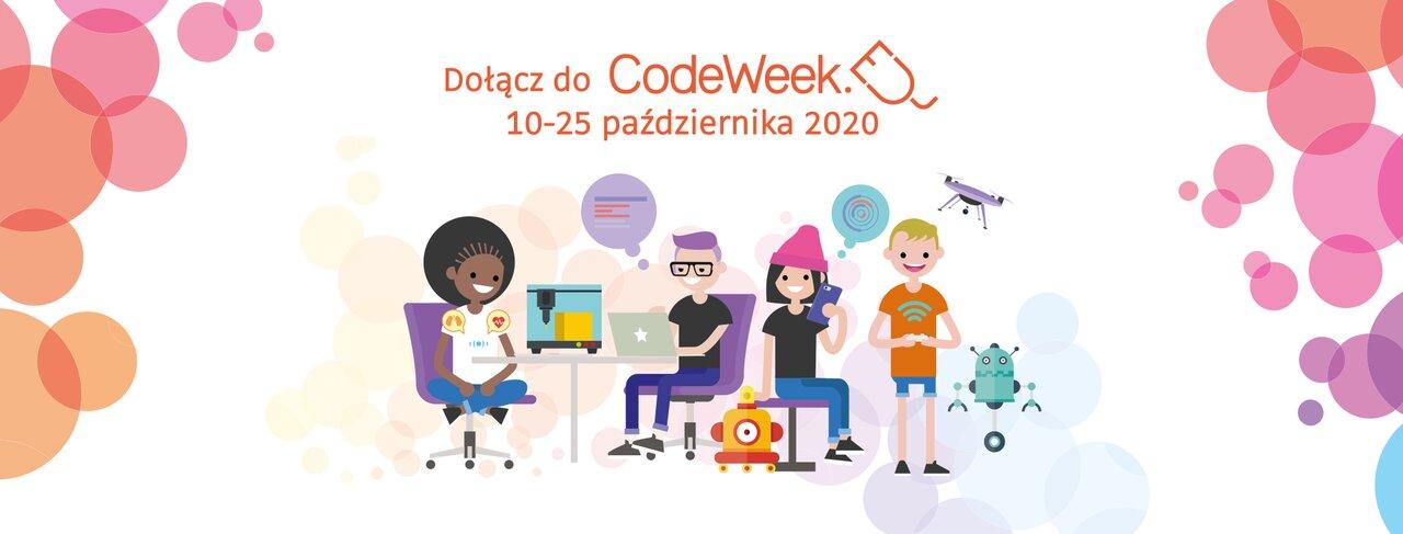 CodeWeek2020 – Europejski Tydzień Kodowania