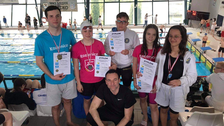 Międzynarodowe zawody pływackie